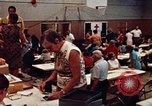 Image of Red Cross workers United States USA, 1972, second 41 stock footage video 65675052497