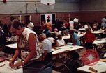 Image of Red Cross workers United States USA, 1972, second 43 stock footage video 65675052497