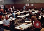 Image of Red Cross workers United States USA, 1972, second 46 stock footage video 65675052497