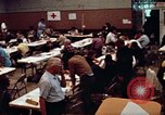 Image of Red Cross workers United States USA, 1972, second 48 stock footage video 65675052497