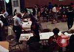 Image of Red Cross workers United States USA, 1972, second 53 stock footage video 65675052497