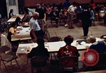 Image of Red Cross workers United States USA, 1972, second 54 stock footage video 65675052497