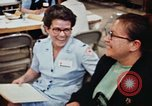 Image of Red Cross workers United States USA, 1972, second 61 stock footage video 65675052497