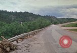 Image of Cleghorn Canyon Rapid City South Dakota USA, 1972, second 44 stock footage video 65675052526