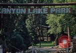 Image of Canyon Lake Park Rapid City South Dakota USA, 1972, second 2 stock footage video 65675052532