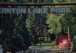 Image of Canyon Lake Park Rapid City South Dakota USA, 1972, second 4 stock footage video 65675052532