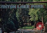 Image of Canyon Lake Park Rapid City South Dakota USA, 1972, second 6 stock footage video 65675052532
