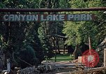 Image of Canyon Lake Park Rapid City South Dakota USA, 1972, second 12 stock footage video 65675052532