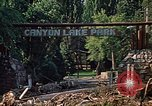 Image of Canyon Lake Park Rapid City South Dakota USA, 1972, second 13 stock footage video 65675052532