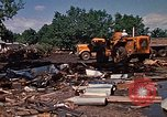 Image of tractor Rapid City South Dakota USA, 1972, second 32 stock footage video 65675052539
