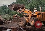 Image of tractor Rapid City South Dakota USA, 1972, second 37 stock footage video 65675052539