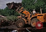Image of tractor Rapid City South Dakota USA, 1972, second 39 stock footage video 65675052539