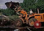 Image of tractor Rapid City South Dakota USA, 1972, second 40 stock footage video 65675052539