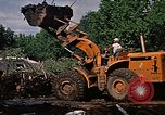 Image of tractor Rapid City South Dakota USA, 1972, second 42 stock footage video 65675052539