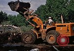 Image of tractor Rapid City South Dakota USA, 1972, second 43 stock footage video 65675052539