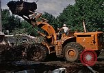 Image of tractor Rapid City South Dakota USA, 1972, second 45 stock footage video 65675052539