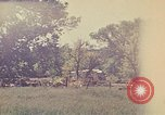 Image of wrecked trailer home Rapid City South Dakota USA, 1972, second 1 stock footage video 65675052543