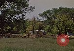 Image of wrecked trailer home Rapid City South Dakota USA, 1972, second 6 stock footage video 65675052543