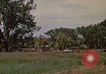 Image of wrecked trailer home Rapid City South Dakota USA, 1972, second 12 stock footage video 65675052543