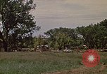 Image of wrecked trailer home Rapid City South Dakota USA, 1972, second 14 stock footage video 65675052543