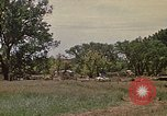 Image of wrecked trailer home Rapid City South Dakota USA, 1972, second 17 stock footage video 65675052543