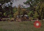 Image of wrecked trailer home Rapid City South Dakota USA, 1972, second 23 stock footage video 65675052543