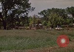 Image of wrecked trailer home Rapid City South Dakota USA, 1972, second 28 stock footage video 65675052543