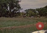 Image of wrecked trailer home Rapid City South Dakota USA, 1972, second 29 stock footage video 65675052543