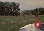 Image of wrecked trailer home Rapid City South Dakota USA, 1972, second 30 stock footage video 65675052543