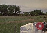 Image of wrecked trailer home Rapid City South Dakota USA, 1972, second 31 stock footage video 65675052543