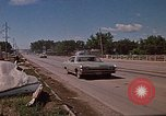 Image of wrecked trailer home Rapid City South Dakota USA, 1972, second 55 stock footage video 65675052543