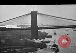 Image of Statue of Liberty New York City USA, 1918, second 20 stock footage video 65675052548