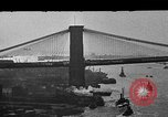 Image of Statue of Liberty New York City USA, 1918, second 21 stock footage video 65675052548