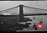 Image of Statue of Liberty New York City USA, 1918, second 23 stock footage video 65675052548