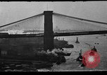 Image of Statue of Liberty New York City USA, 1918, second 26 stock footage video 65675052548