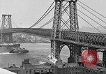 Image of Statue of Liberty New York City USA, 1918, second 33 stock footage video 65675052548
