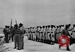Image of Marine officers Wake Island Pacific Ocean, 1945, second 5 stock footage video 65675052562