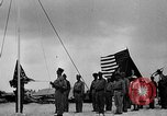 Image of Marine officers Wake Island Pacific Ocean, 1945, second 6 stock footage video 65675052562