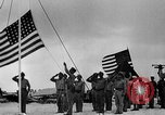 Image of Marine officers Wake Island Pacific Ocean, 1945, second 13 stock footage video 65675052562