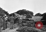 Image of Marine officers Wake Island Pacific Ocean, 1945, second 21 stock footage video 65675052562