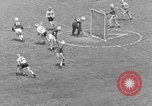 Image of college lacrosse game College Park Maryland USA, 1955, second 22 stock footage video 65675052568