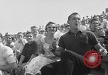 Image of college lacrosse game College Park Maryland USA, 1955, second 25 stock footage video 65675052568