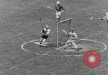 Image of college lacrosse game College Park Maryland USA, 1955, second 46 stock footage video 65675052568