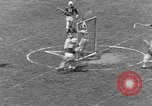 Image of college lacrosse game College Park Maryland USA, 1955, second 47 stock footage video 65675052568