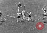 Image of college lacrosse game College Park Maryland USA, 1955, second 48 stock footage video 65675052568