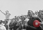 Image of college lacrosse game College Park Maryland USA, 1955, second 49 stock footage video 65675052568