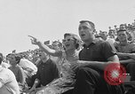 Image of college lacrosse game College Park Maryland USA, 1955, second 51 stock footage video 65675052568