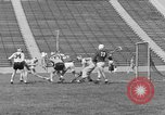 Image of college lacrosse game College Park Maryland USA, 1955, second 52 stock footage video 65675052568