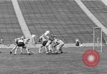Image of college lacrosse game College Park Maryland USA, 1955, second 53 stock footage video 65675052568