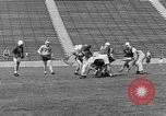 Image of college lacrosse game College Park Maryland USA, 1955, second 55 stock footage video 65675052568